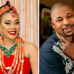 MC Oluomo's Side Chic, Ehi Ogbebor Congratulates His Daughter As She Bags Nursing Degree