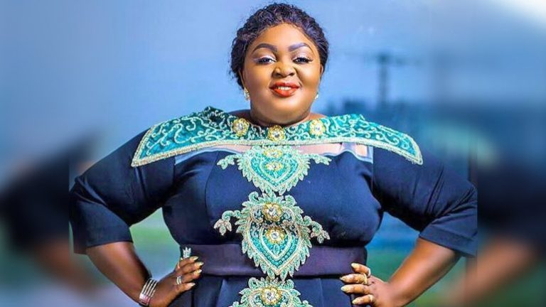 Eniola Badmus 'Big Ups' Men Who Love Chubby Women And Openly Flaunt It
