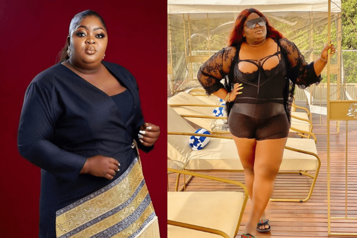 Ya'll The Real MVP – Eniola Badmus Appreciates Men Who Ain't Ashamed To Date Stout Ladies Openly
