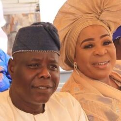 Beautiful pictures of Fausat Balogun (Madam Saje), Her husband, children and her Grand children