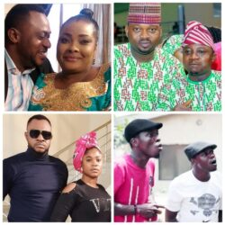 Nollywood Acting Partnerships: 8 Acting Duos That Have Made The Most Movies Together (See Photos)