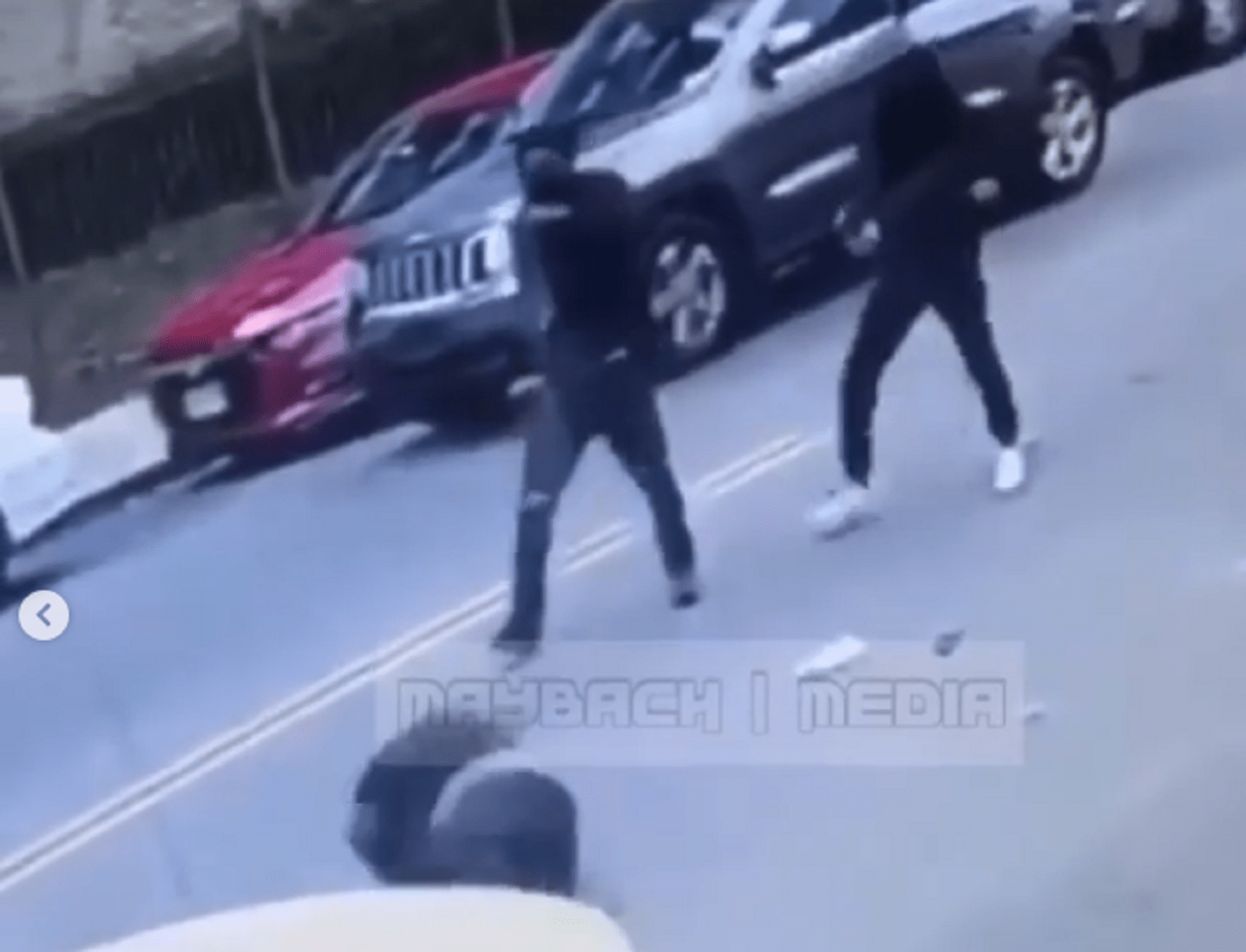 New Jersey Rapper TrippleBeanz Gunned Down In Cold Blood By Two Mask Men (Video)