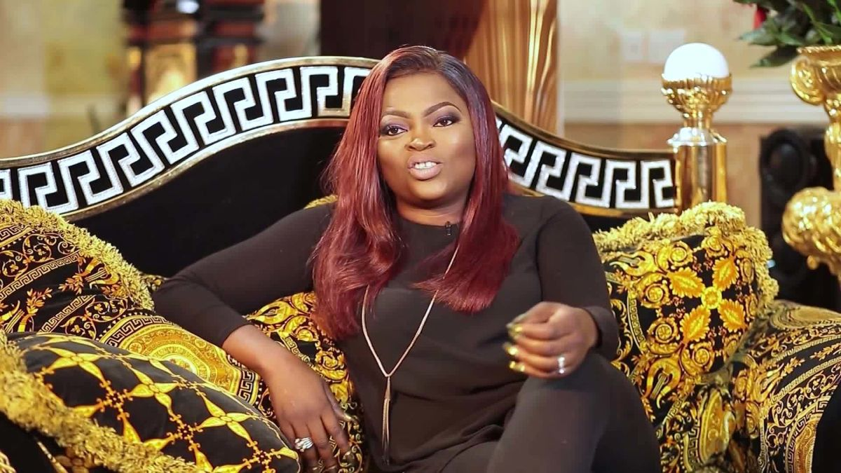 "I used to be ""queen"" of auditions and ""wakapass"" roles –Funke Akindele"
