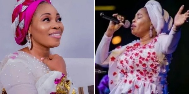 I remember how it was almost impossible to believe that I would be a source of blessings to my parents-Tope Alabi