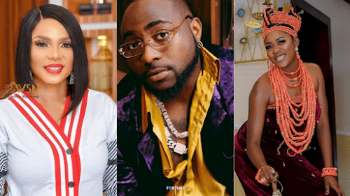 Iyabo Ojo, Davido And Other Nigerian Celebrities Who Acquired Houses In 2020. (See Photos)