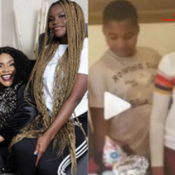 Actress Lola Alao Rejoices As The Daughter Of Late Aisha Abimbola Recovers Completely From Surgery.