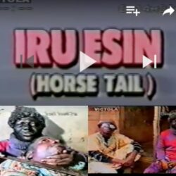 Iru Esin: Horse Tail Yoruba Classic Movie That made Us cry