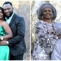 """""""It's never too late to make things right"""" – Actor, Tayo Adeleye says, as he ties the knot"""