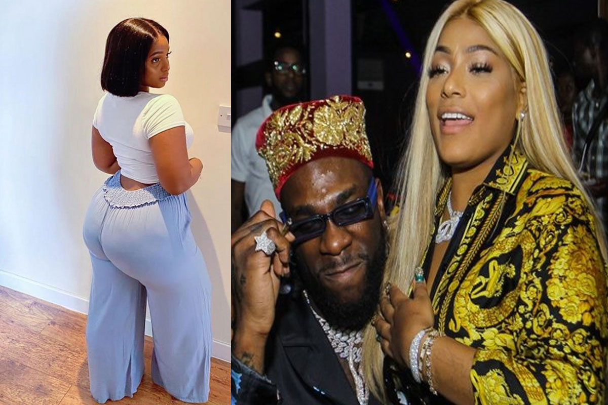 Confusion Looms For Burna Boy And Stefflon Don As Lady Who He Has Allegedly Been Dating In Secret For 2 Years Comes Out To Speak (VIDEO)