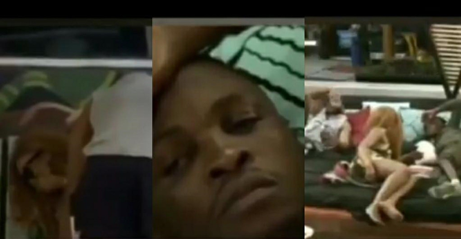 Throwback Video Of How BBNaija's Kiddwaya And Erica Peppered Laycon Making His Heart Race Causes Stirs Online