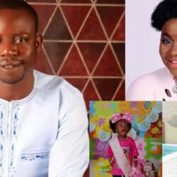 From An Electronic Repairer to A Popular Yoruba Actor, Meet Okele and His Lovely Family