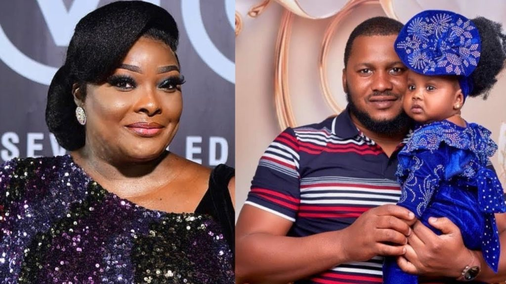 Actress, Ronke Odusanya breaks silence on allegations of wrecking her baby daddy