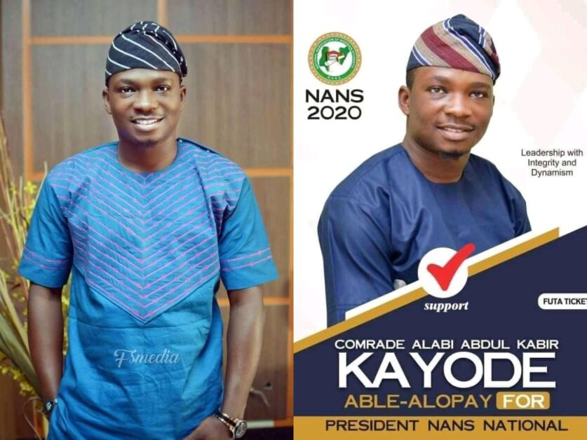 TEAM ALABI KAYODE ALOPAY WISH ENTIRE NIGERIAN STUDENTS DECEMBER TO REMEMBER FOR GOOD
