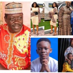 Look at 20 beautiful pictures of the Christian and Muslim Wives of Ogogo and his Children