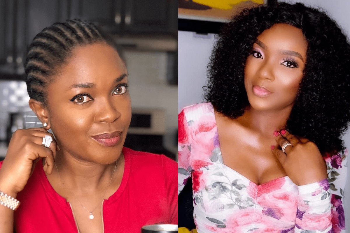 Read About Alleged Beef Between Actress Omoni Oboli And Actress Chioma Akpotha