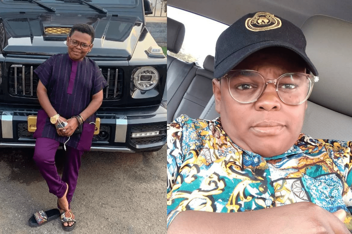 2-years After Osita Iheme Built A Hotel In Owerri, See How He looks now