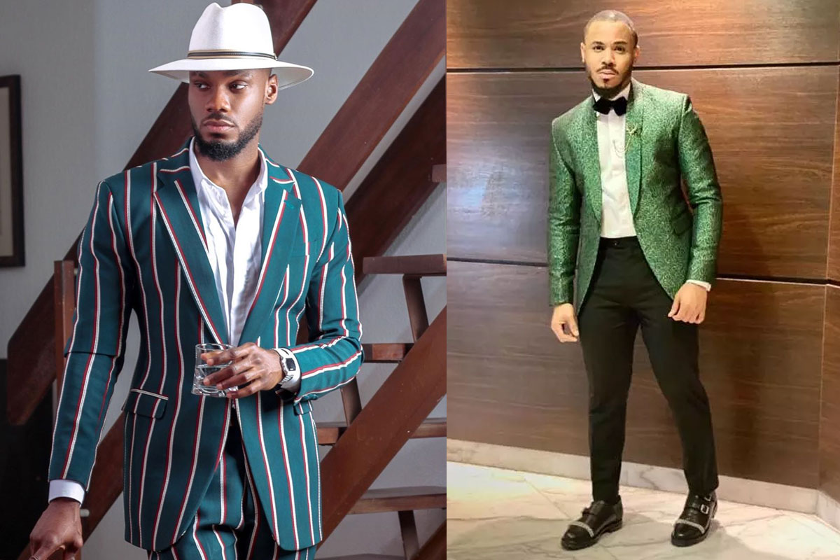 """""""How Can You Compare A Whole Mr Nigeria To That Grandpa"""" – Fan Blasts Ozo"""