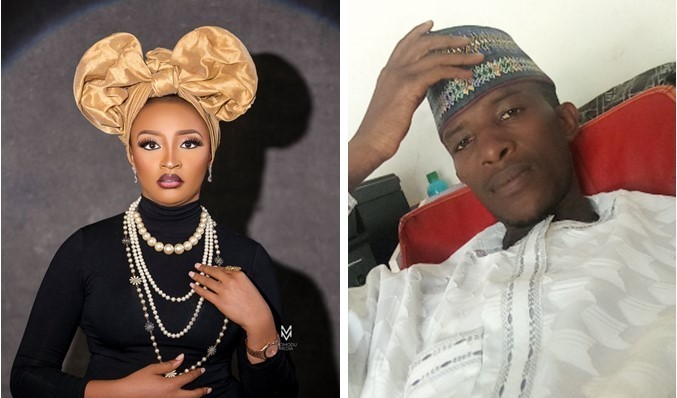 It's not a day for you to be happy, birthday is not allowed in Islam – Muslim man blasts Rahama Sadau for celebrating her birthday