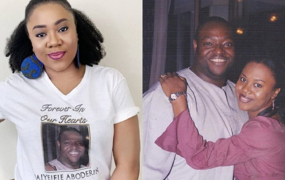 Jay Will Never Be Forgotten – Actress Stella Damasus Remembers Her Late Husband 16yrs After His Death