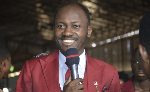 Meet The 1st Celeb Girlfriend Of Apostle Johnson Suleman Whom Was Gifted A House