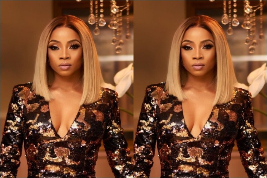 """Stop Dictating To People How They Should Spend Their Money"" – Toke Makinwa"