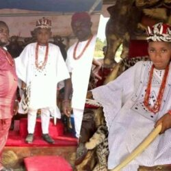 10-Year-Old Boy Becomes The Youngest King In Anambra