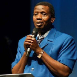 For every Covid-19 vaccine discovered, there will be another variant of Coronavirus and this will continue until the world admits that safety is of the Lord' - Pastor Adeboye