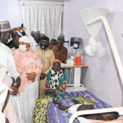 Bauchi State Governor condemns the removal of 6-year-old girl's private part by ritualists, donates N1m for her plastic surgery