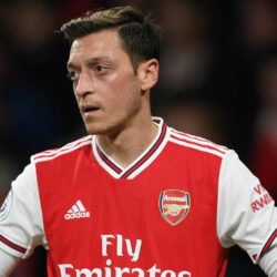 Mesut Ozil 'agrees three-year deal with' Fenerbahce in Turkey to end Arsenal career