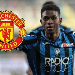 Manchester United complete £37m signing of Diallo from Atalanta