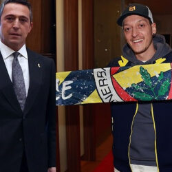 Fenerbahce president asks fans for donation to help fund Mesut Ozil's £13m salary after his move from Arsenal