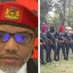 If you're against Eastern Security Network, Receive sense' - Nnamdi Kanu
