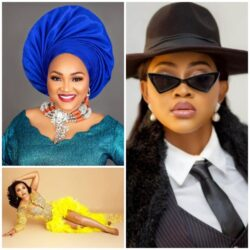 Yoruba Nollywood Actress, Mercy Aigbe shares stunning pictures as she celebrates her 43rd birthday