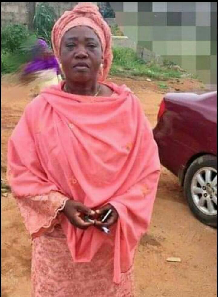 Meet Alhaja Kudirat The Mother of Nollywood Actor Lateef Adedimeji
