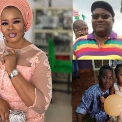Adorable Family! See lovely photos of Bimbo Oshin, her husband and children