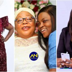 Meet The Mother & Siblings Of Actress Funke Akindele