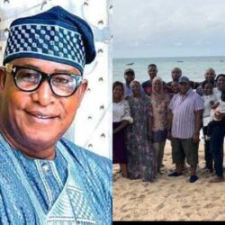 Meet All 9 Daughters Of Veteran Yoruba Actor Adebayo Salami