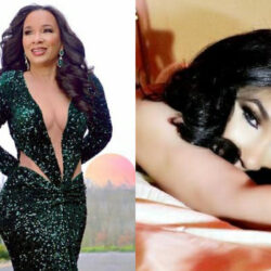 Actress Ibinabo Celebrates Her 50th Birthday With Some Amazing Photos – Advice Women To Wear Lingerie For Themselves