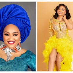 """Glowing in God's Unending Grace""-Nollywood Diva Mercy Aigbe say as she celebrate her 43rd birthday today (photos)"