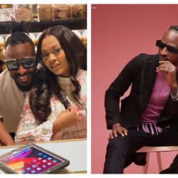 May this new season bring you the wisdom and understanding to be the best version of yourself- Singer 9ice's wife prays for him as he turns a year older