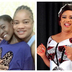 """""""We finally have a daughter to call ours""""- Yoruba Actress Opeyemi Aiyeola flaunts her 'new baby girl' (photo)"""