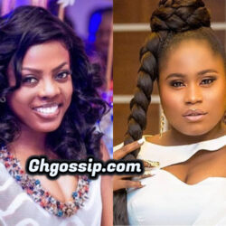 """Face Me Like A Woman"" – Nana Aba Anamoah And Lydia Forson Clash On Twitter"