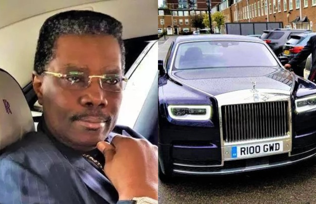 Check Out What Late Billionaire, Akin-Olugbade Said In 2018 About How He Enjoys His Wealth