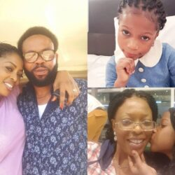 Meet Lepa Shandy And Her Beautiful Family and other Beautiful Fact About Her [Photos]