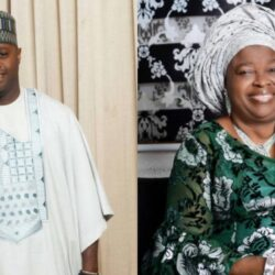 """My Beautiful mother and a strong pillar"" Nollywood Actor Femi Adebayo celebrate his mother as she turns a year older today"