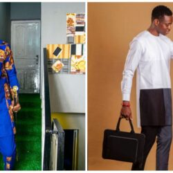 """Some things Break Your Heart But Fix Your Vision"" – Actor Lateef Adedimeji Says as He Steps Out Looking Handsome (photo)"