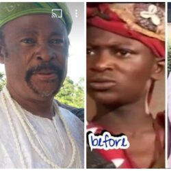 Do You Remember Late Yoruba Actor, Dagunro ? See Recent Photos Of His Son Who's Also An Actor