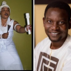 Actor, Afeez Owo Dragged In The Mud For Posting Orisabunmi's Corpse On Social Media (Photos)