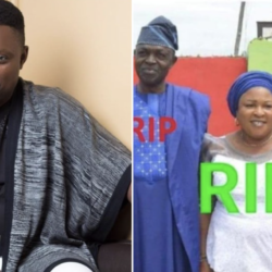"""""""What Can We Call This?""""- Kunle Afod Asks As Orisabunmi And Two Siblings Die In 3 Days"""