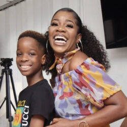 Go On Your Knees And Ask God – Wizkid's Baby Mama Shola To Those Curious To Know More About Her